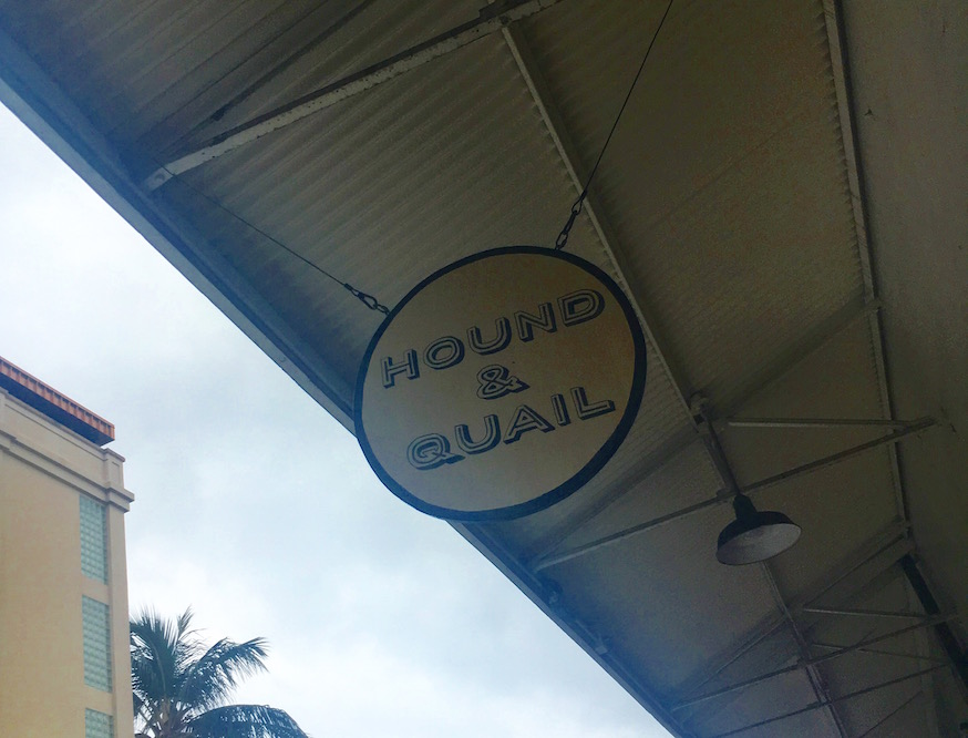 HOUND&QUAIL