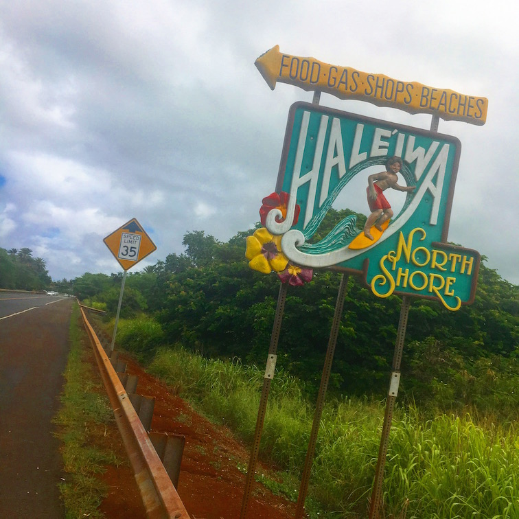 ハワイ ハレイワ