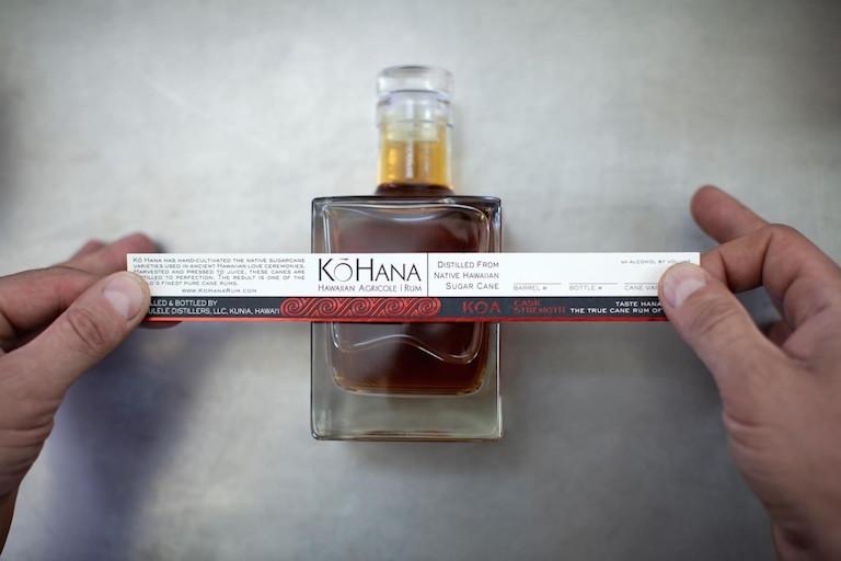 Manulele-Distillers-KoHana-ラベル