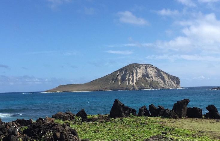 ハワイ-ラビットアイランド