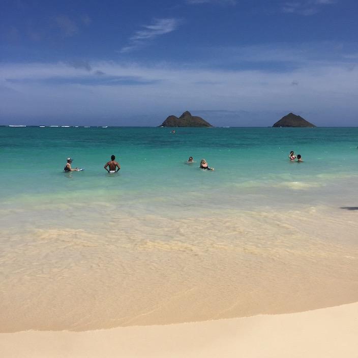 ハワイ-海-キレイ-オススメ
