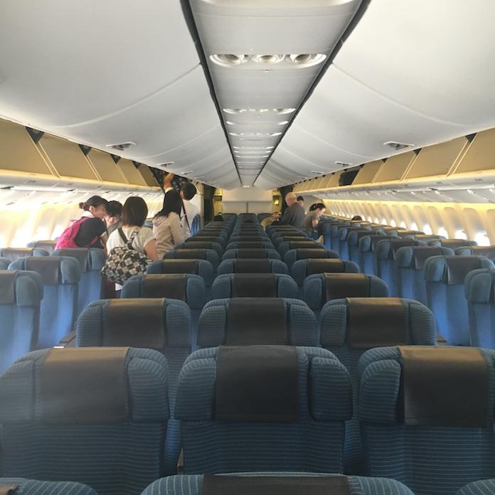 優先搭乗-ANA-honolulu-空港