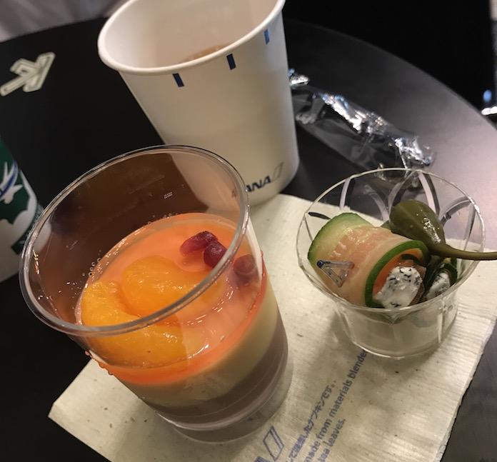 機内食-ビジネスクラス-ana-東京ミッドタウン
