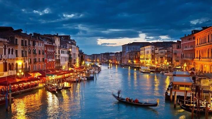 ヴェネツィア-イタリア-2018-特典航空券