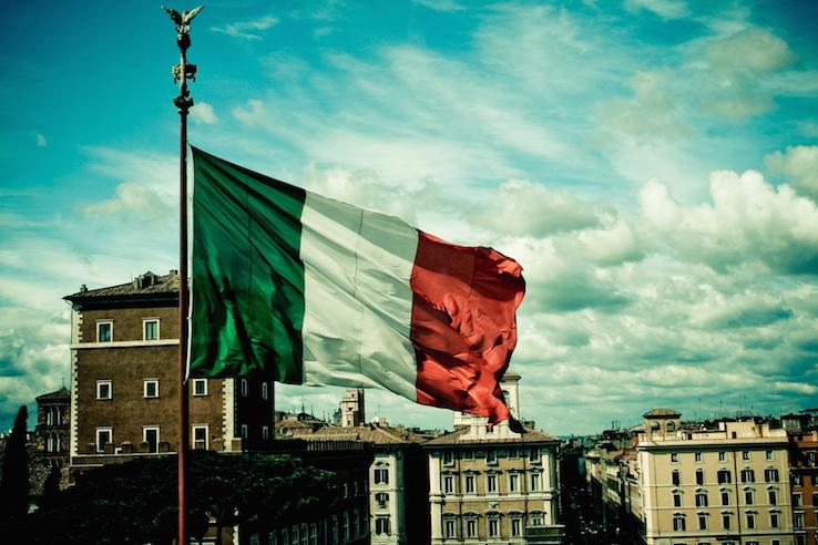 イタリア-旅行記
