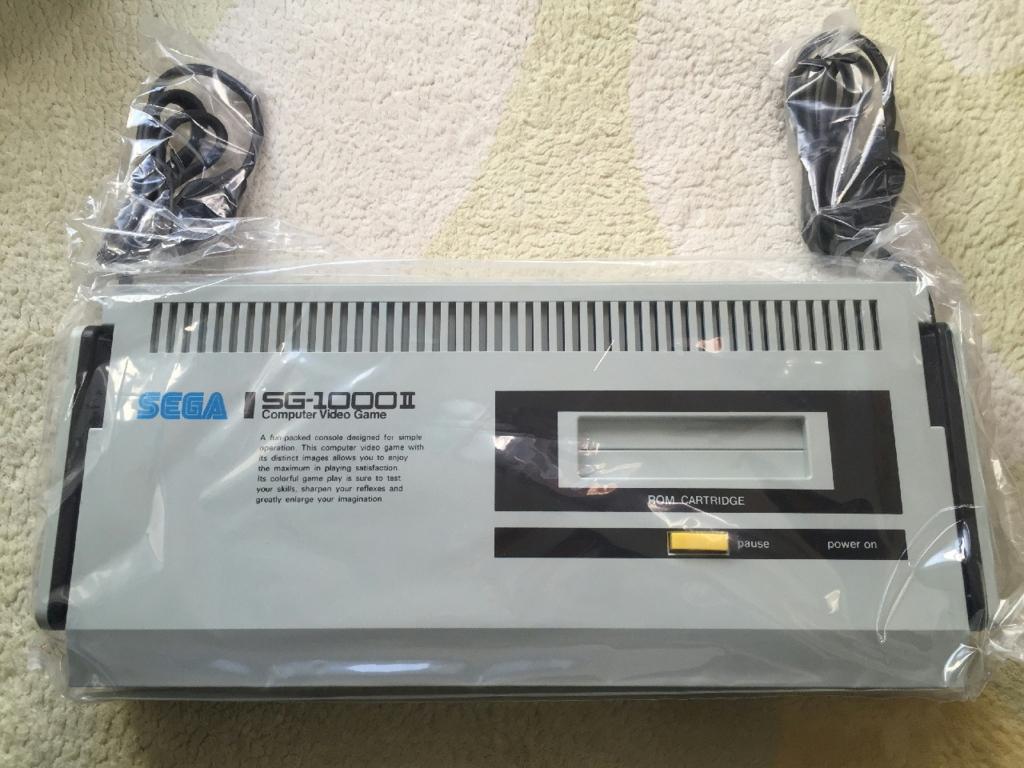セガ家庭用ビデオゲーム機SG-1000Ⅱ本体