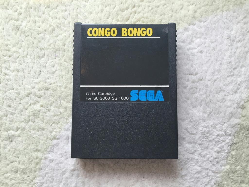 コンゴボンゴのカートリッジ