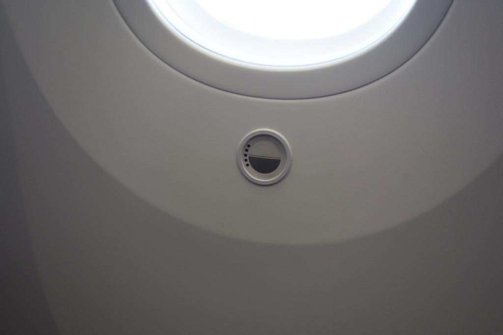 ANA765便の電子シェード(平成30年3月1日)