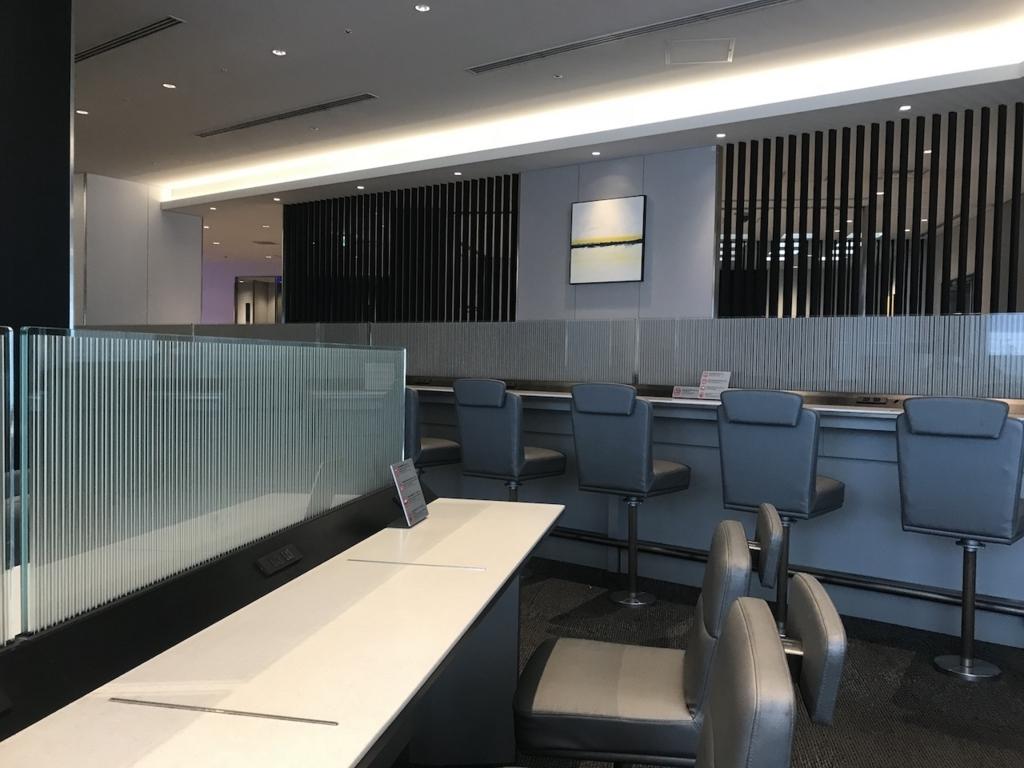 大阪国際空港のANAラウンジ その2(平成30年3月27日)
