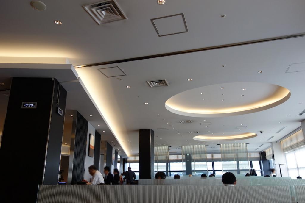 大阪国際空港のANAラウンジ その3(平成30年3月27日)