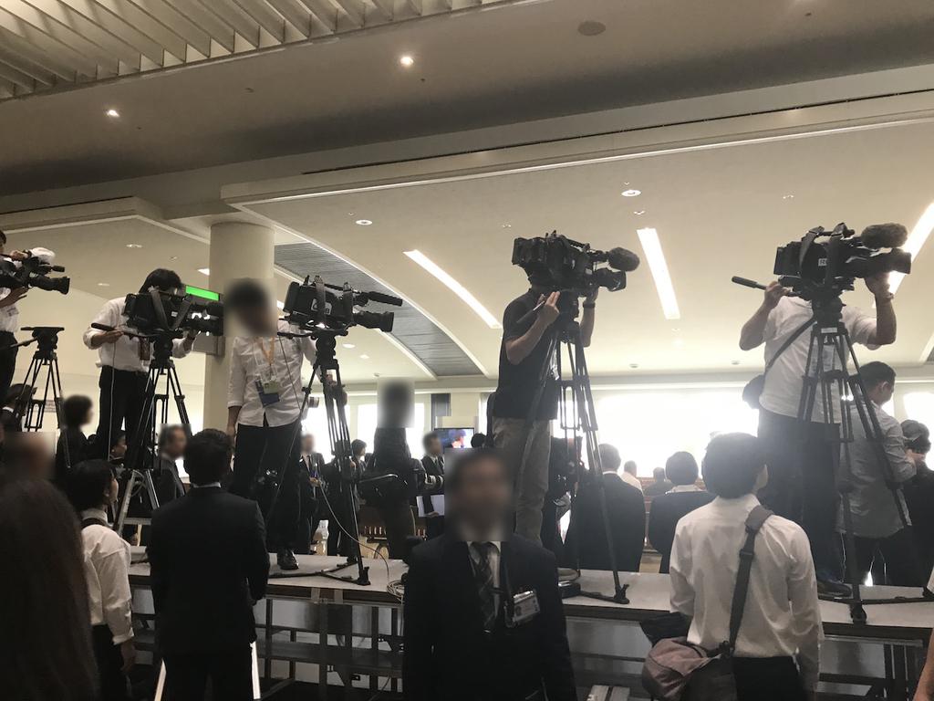 那覇空港のANA側制限区域内(平成30年3月27日)