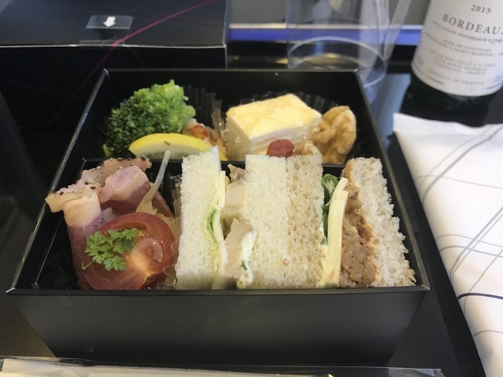 ANA1864便のPremium SABO(平成30年3月27日)