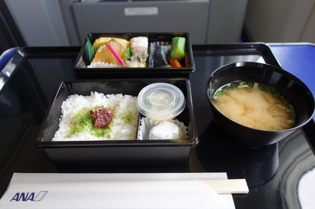 ANA1863便のPremium GOZEN(平成30年6月11日)