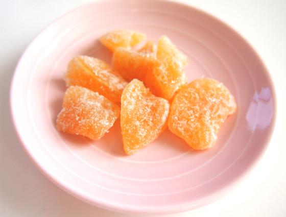 ツルヤのドライフルーツ信州白桃