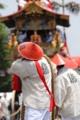 京都新聞写真コンテスト 炎天の下