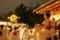 京都新聞写真コンテスト 神輿を見つめて