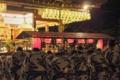 京都新聞写真コンテスト 八坂神社と長刀鉾
