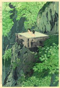 笠松紫浪-信州白骨温泉