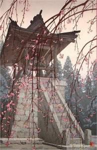 吉田遠志-釣鐘堂(平林寺)