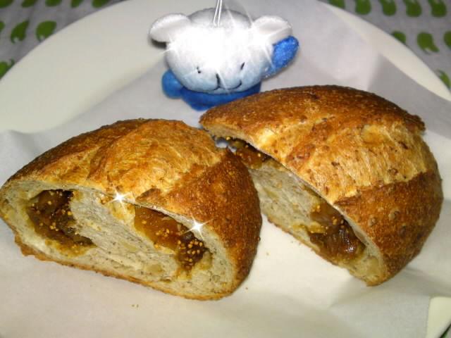 墨絵のパン
