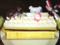 エコールクリオロのクリスマスケーキ