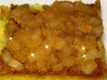 [うまいもの]福砂屋の特製五三焼カステラ すごいザラメ