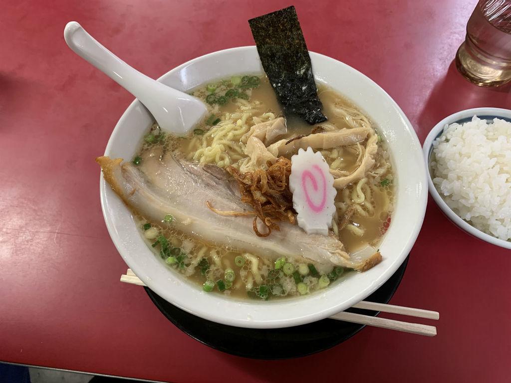 日和田製麺所 中華そば