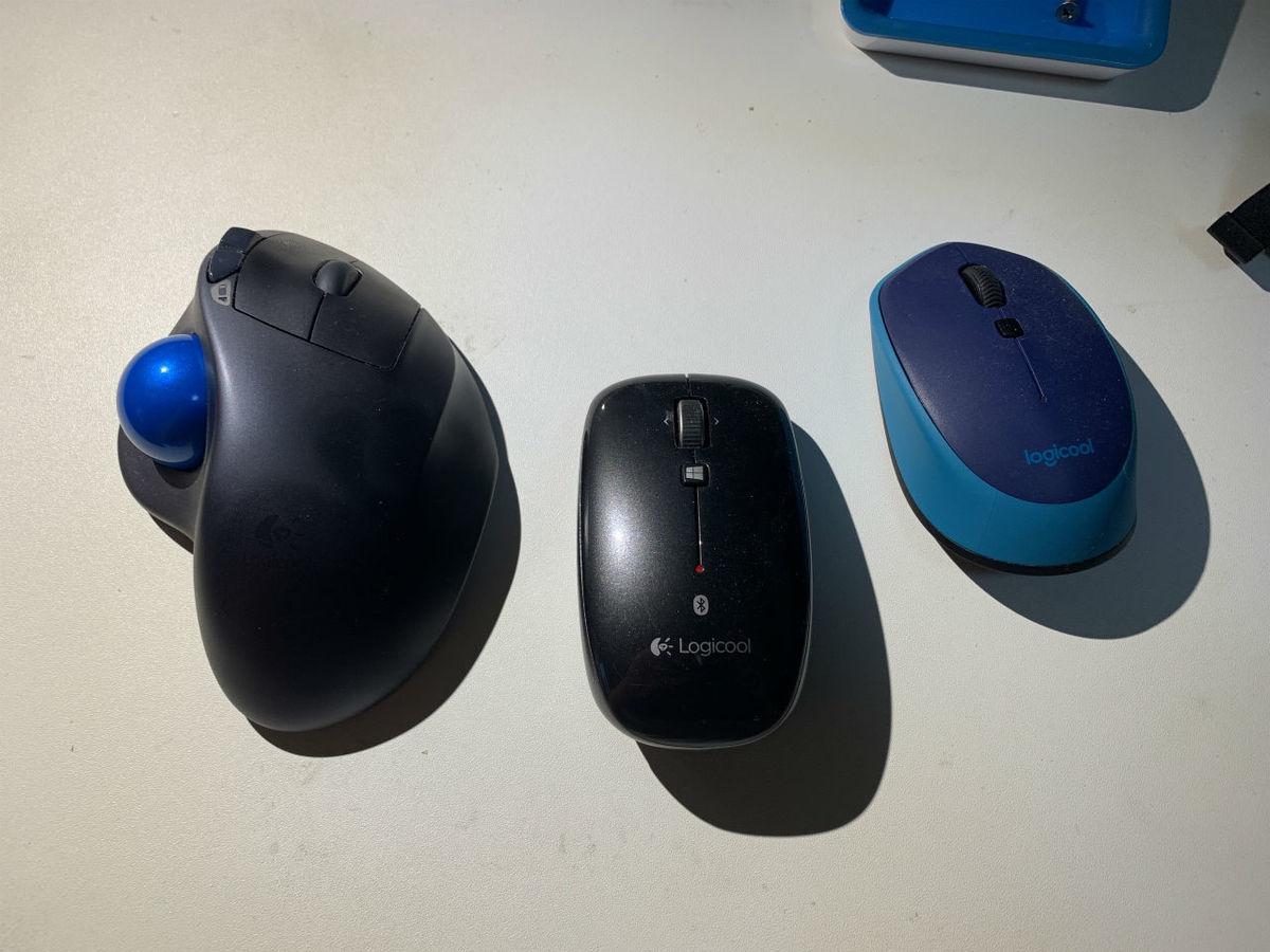 トラックボール マウス デジギア
