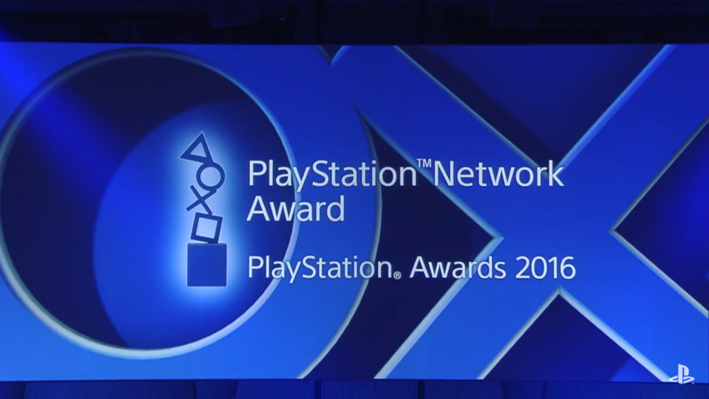 PlayStation Network Award
