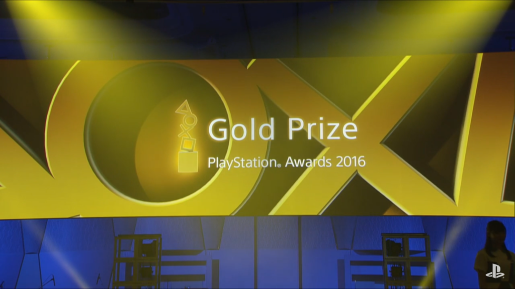 Gold Prize