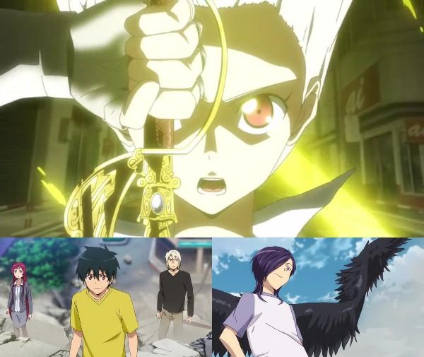 第5話「魔王と勇者、笹塚を救う」