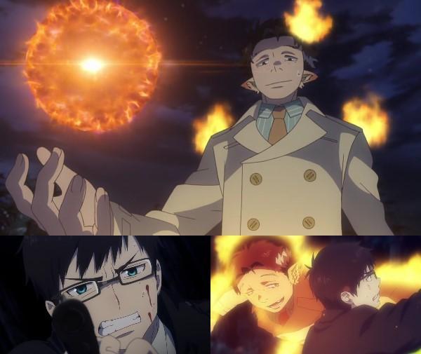 8話雪男と藤堂