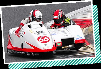 サイドカーレーシング