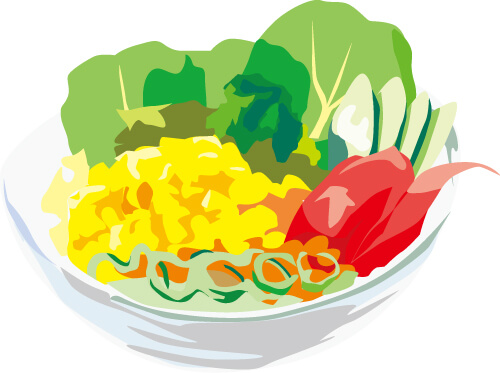 ダイエットにはまず食生活の改善