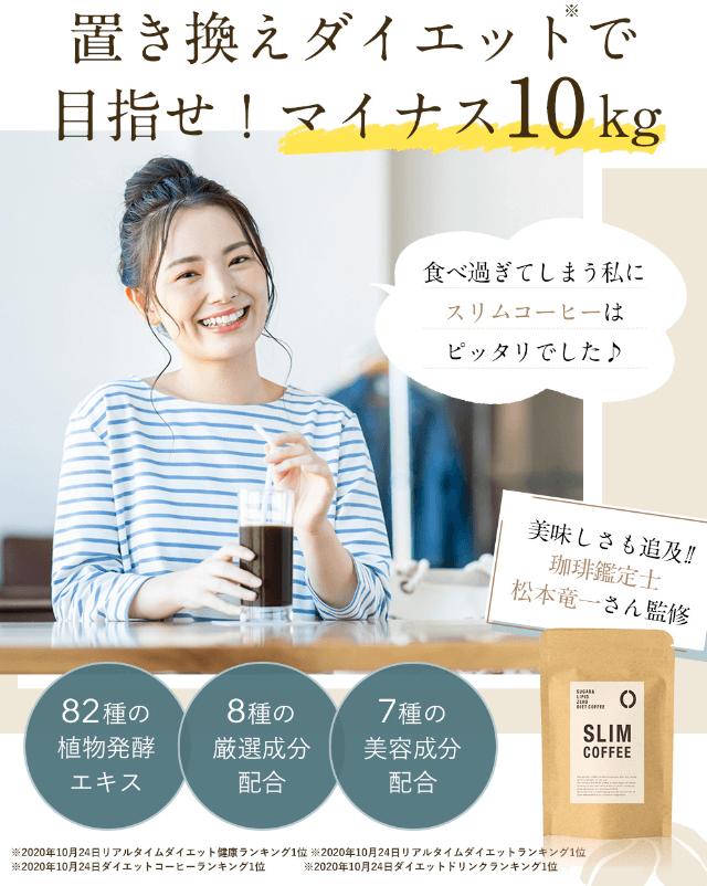 スリムコーヒーの紹介