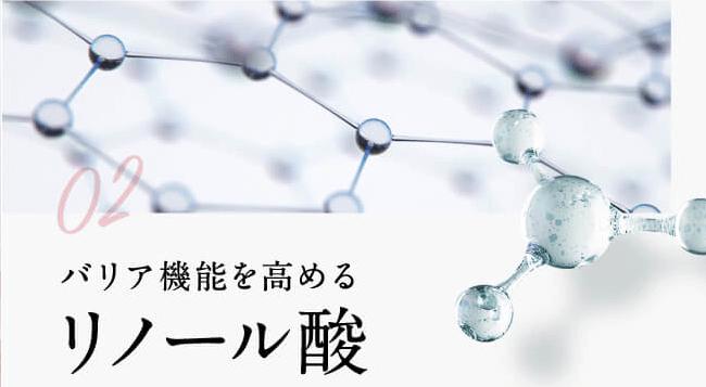 リーラオーガニクスのリノール酸はバリア機能