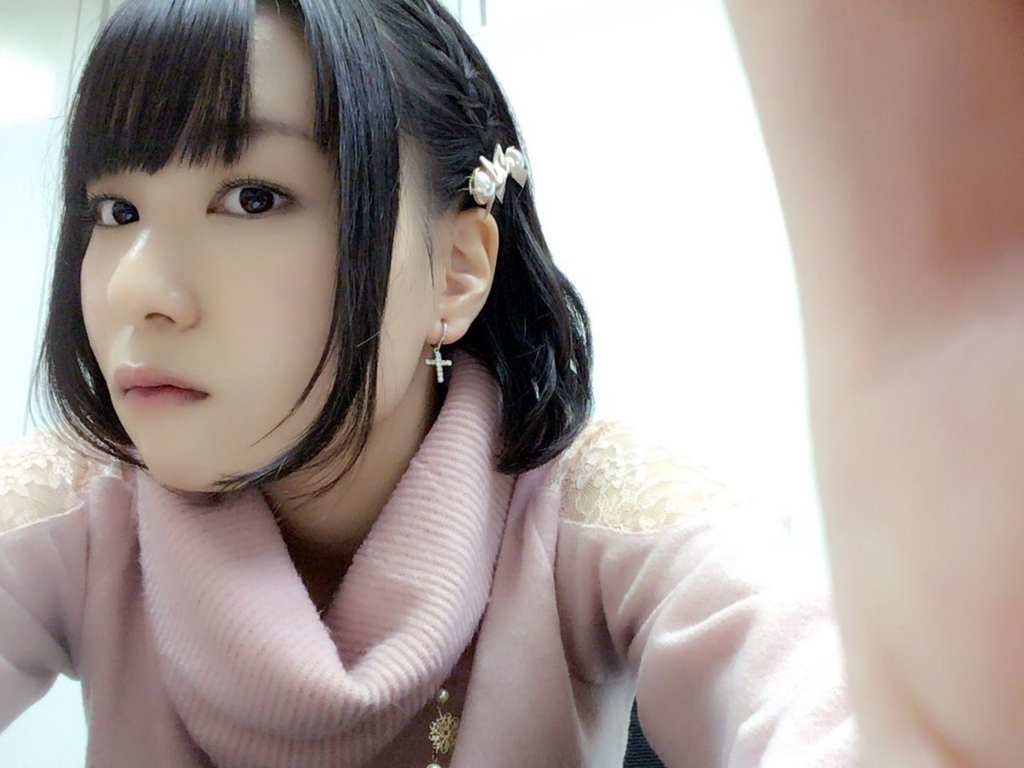 富田美優と天使