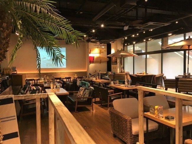 立川ボラボラダイニングカフェ