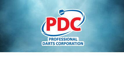 PDCハードダーツロゴ