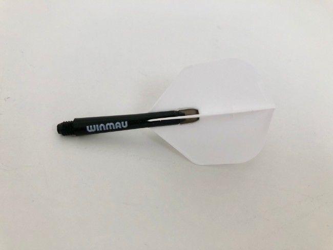 フライトL一般的な樹脂製シャフトとの組み合わせ