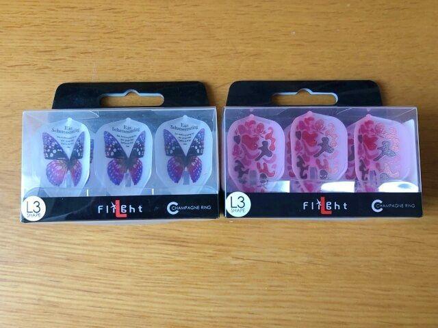 TiTO福袋のフライトLのパピヨンと迷彩ピンク柄