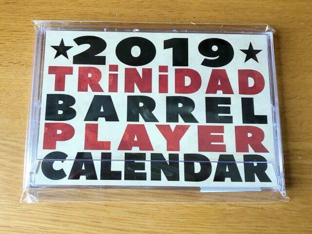TiTO福袋のトリニダードカレンダー