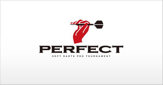 ダーツプロ団体パーフェクトのロゴ