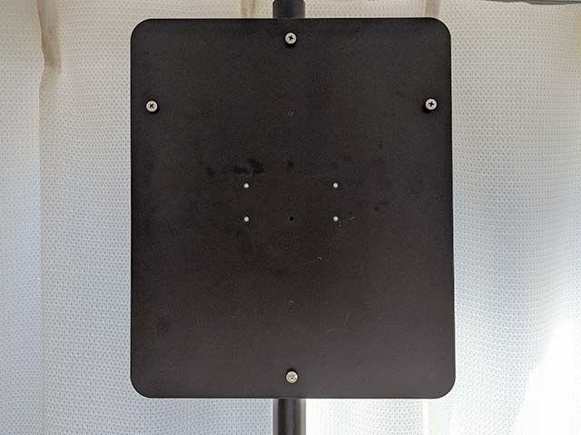 ダーツライブボールスタンドにダーツライブ200sを設置する方法
