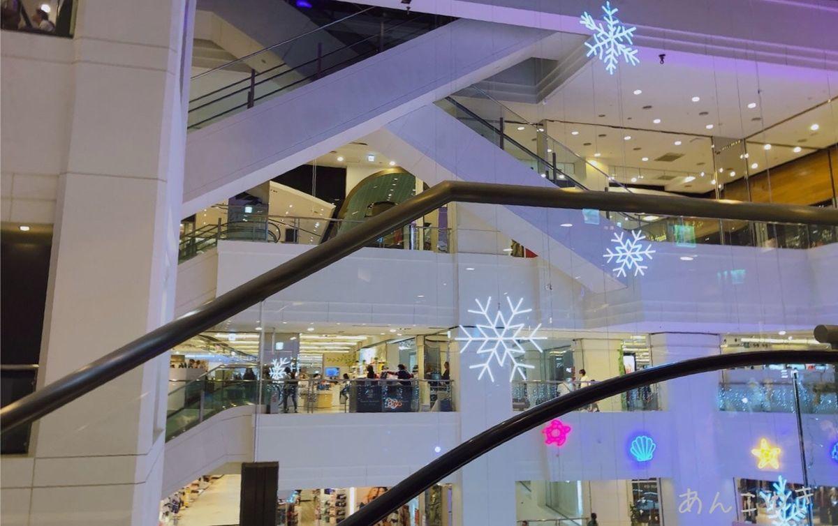 台茂購物中心の中