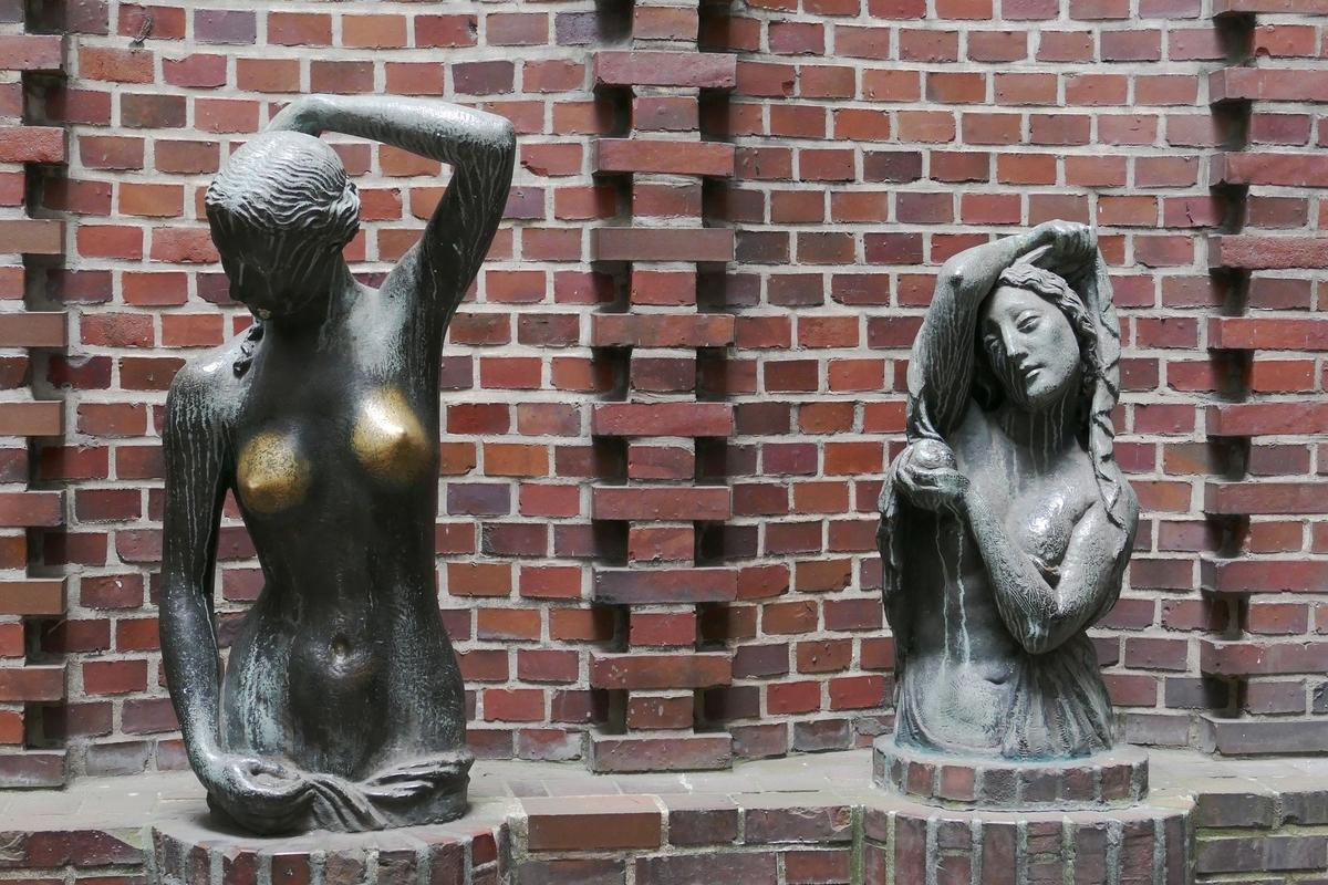 ブレーメン、表現主義彫刻、ヘトガー