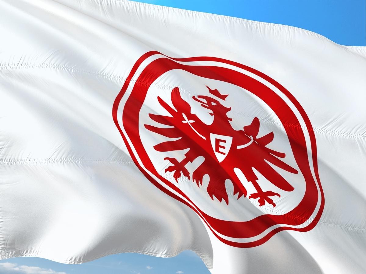 アイントラハト・フランクフルト、旗