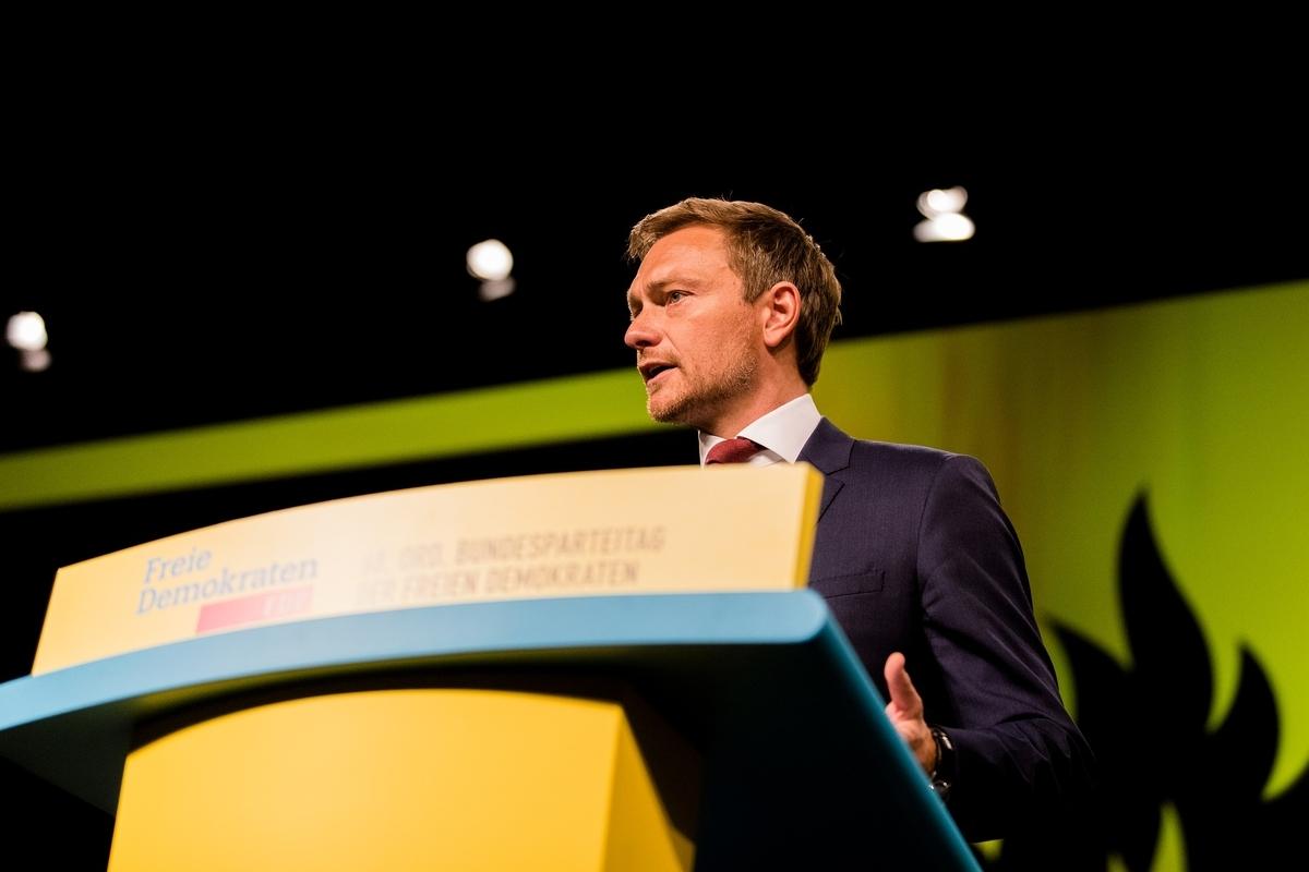 自由民主党(FDP)、リンドナー
