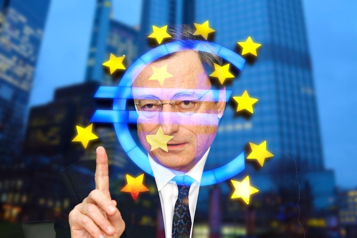 欧州中央銀行(ECB)、ユーロ