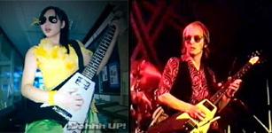 茉麻のギター